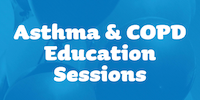 Asthma & COPD sessions