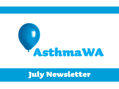 Asthma WA July Newsletter