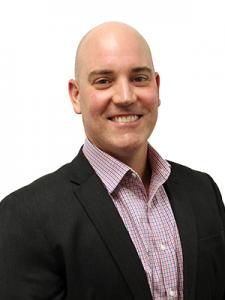 Spencer Broad, Treasurer of Asthma WA