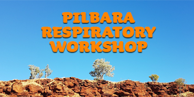 Pilbara Respiratory Workshop