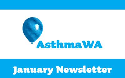 Asthma WA January Newsletter 2020