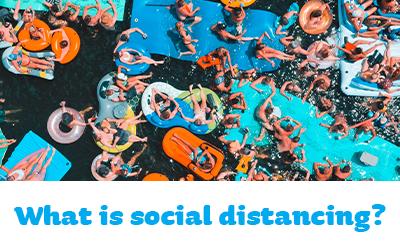 Coronavirus and Social Distancing