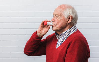 A major change for people with mild asthma