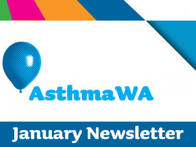 Asthma WA January Newsletter 2020