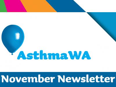 Asthma WA November Newsletter