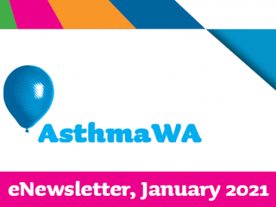 Asthma WA January Newsletter