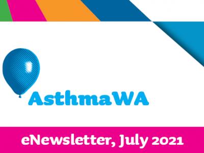 Asthma WA July Newsletter