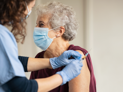 Flu and COVID-19 Vaccinations